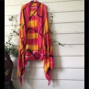 Other - ❤️ beautiful color wrap scarf